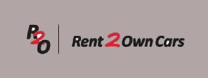 Rent2own cars logo